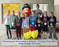 3161 Chautauqua Turkey Trot 2011 111611